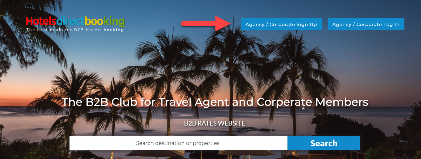 E-Guideline For Travel Agents And Corperate Members